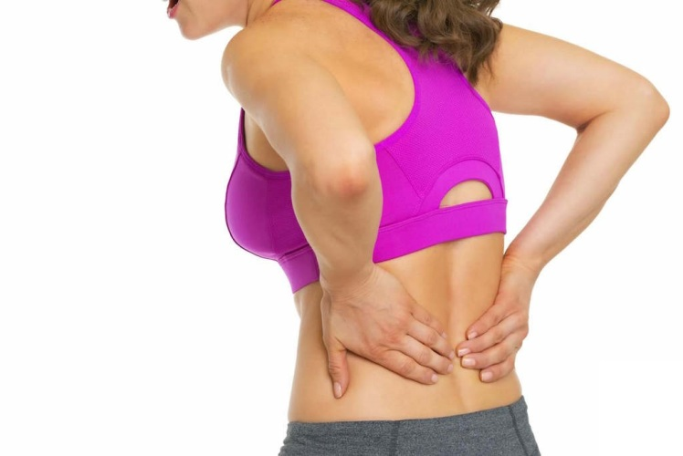 lower back pain from exercise